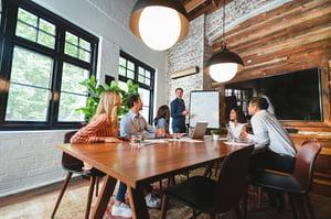 coaching to help agencies