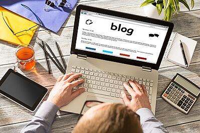 Inbound Marketing Agency Blogging
